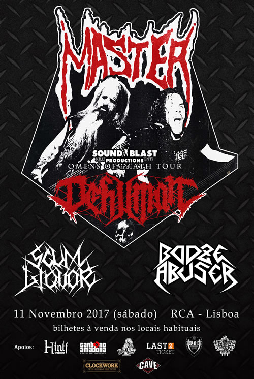 Omen of Death Tour 2017