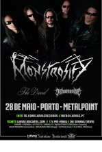<strong style='color:#FB8D74;text-decoration:underline;'>Monstro</strong>sity |  The Devil | Dehumanize (Porto)