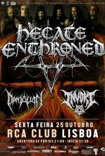 Hecate Enthroned (Lisboa, 25/10)