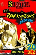The Parkinsons + Palmers (20/12)