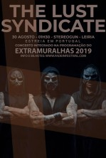 Extramuralhas 2019 (The Lust Syndicate, 30/08)