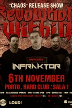 Revolution Within + Infraktor (Hard Club, 06/11)
