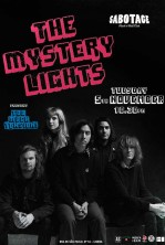 Mystery Lights (Sabotage Club, 05/11)