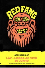 Red Fang (30/06, Lisboa)