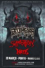 Belphegor + Suffocation + Hate (Porto, 19/03))
