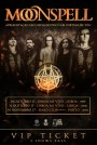 Moonspell - 1755 (VIP Experience Ticket | 3 Shows)