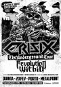 Crisix + Revolution Within (20/02)