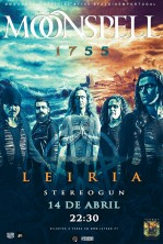 <strong style='color:#FB8D74;text-decoration:underline;'>Moonspell</strong> (Stereogun, Leiria)