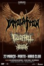Immolation + Full of Hell + Guests (Porto)