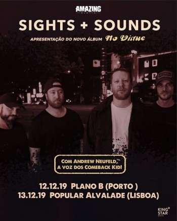 Sights + Sounds (Porto, 13/12)
